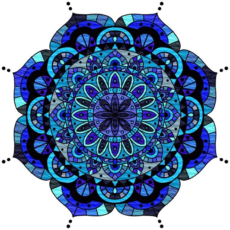 IColorama Paper Mandala