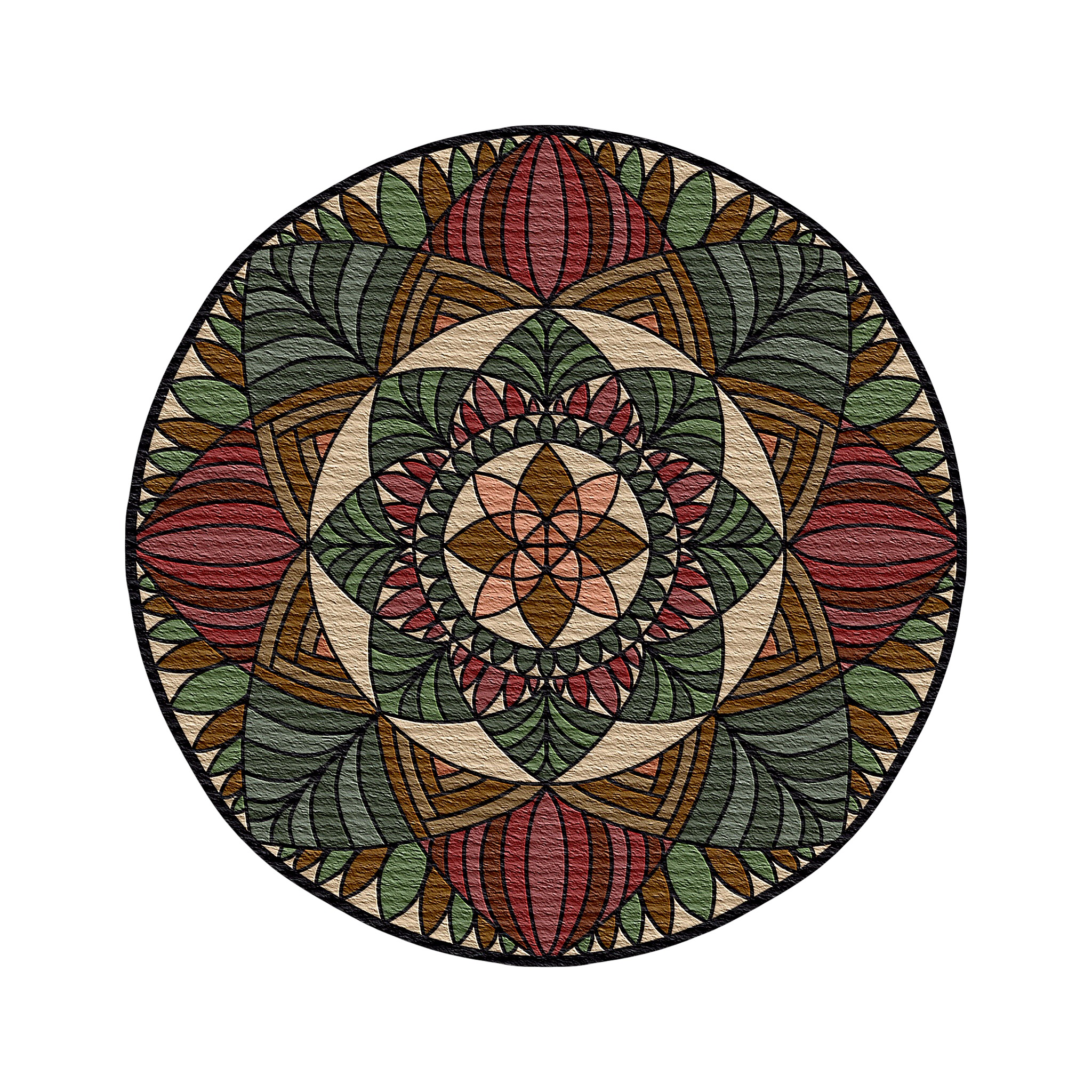 iColorama Mandala 12