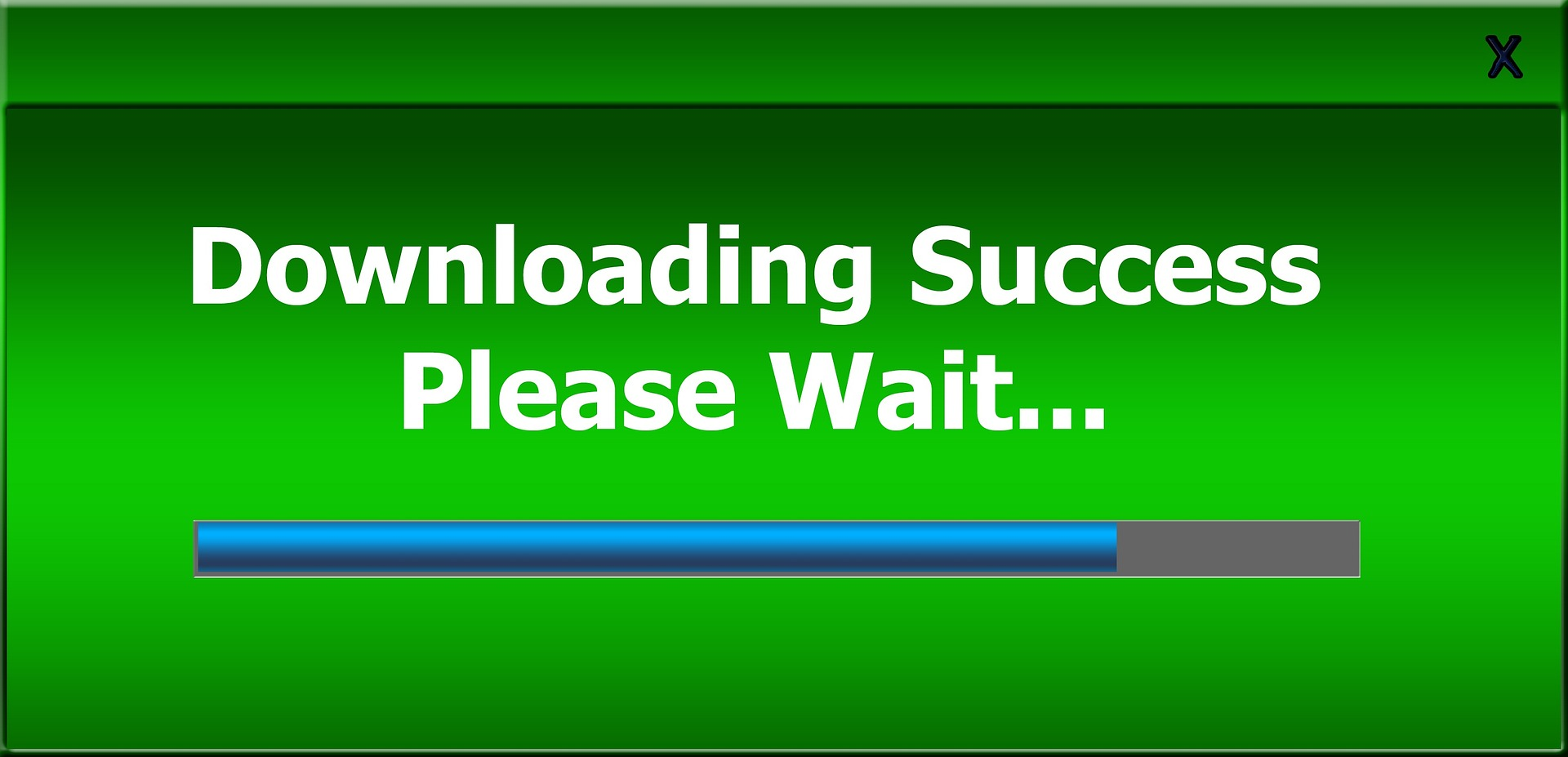 Download Success
