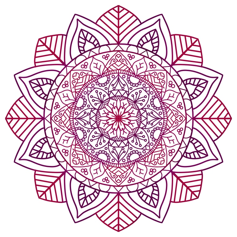 Mandala_19_Colored