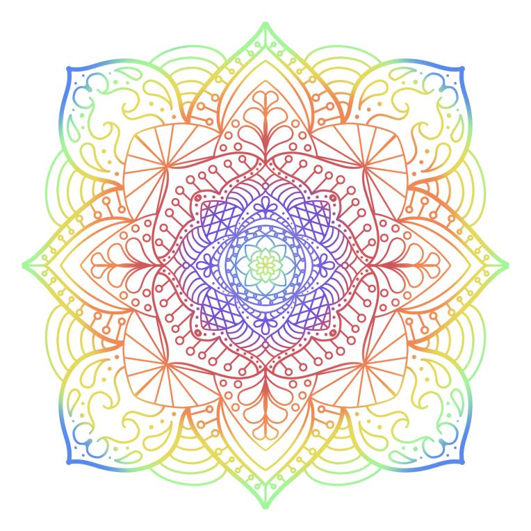 _Mandala_28_Colored_