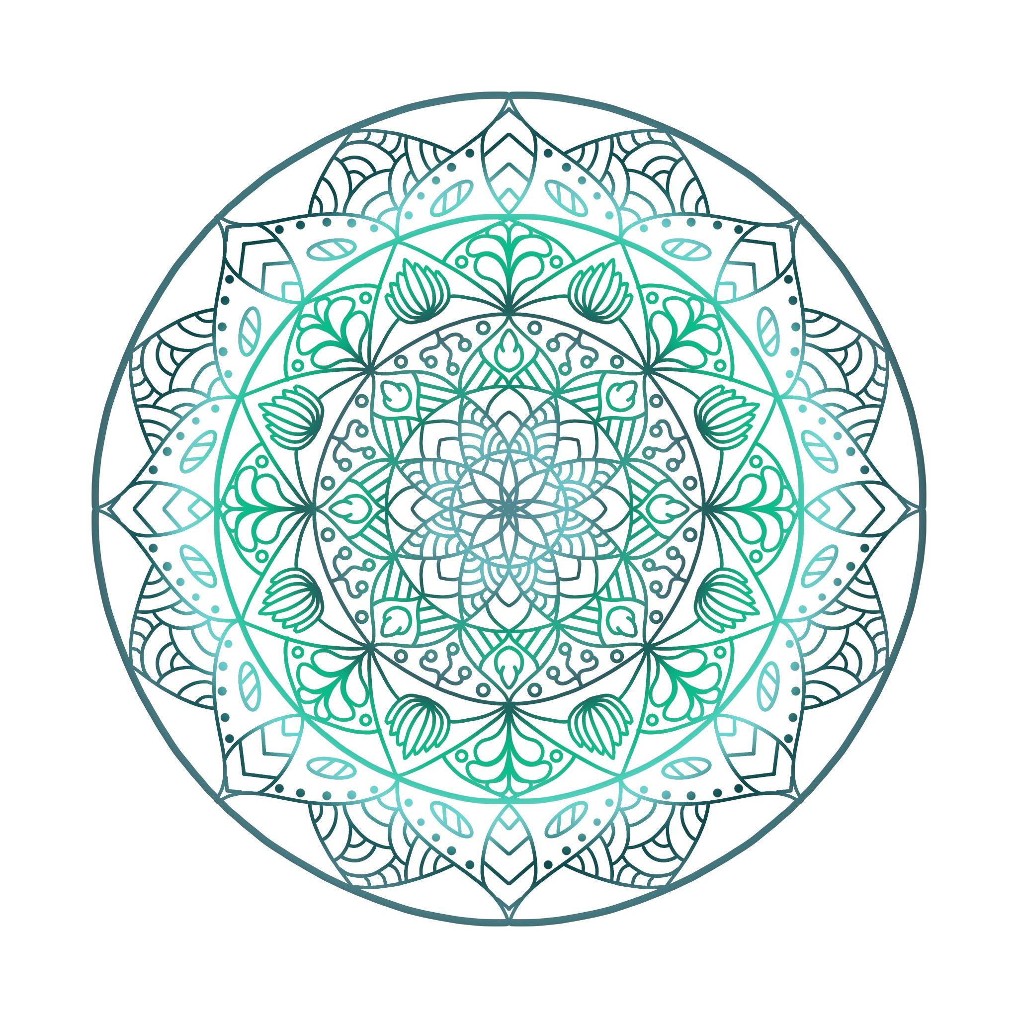 Mandala_21_Colored
