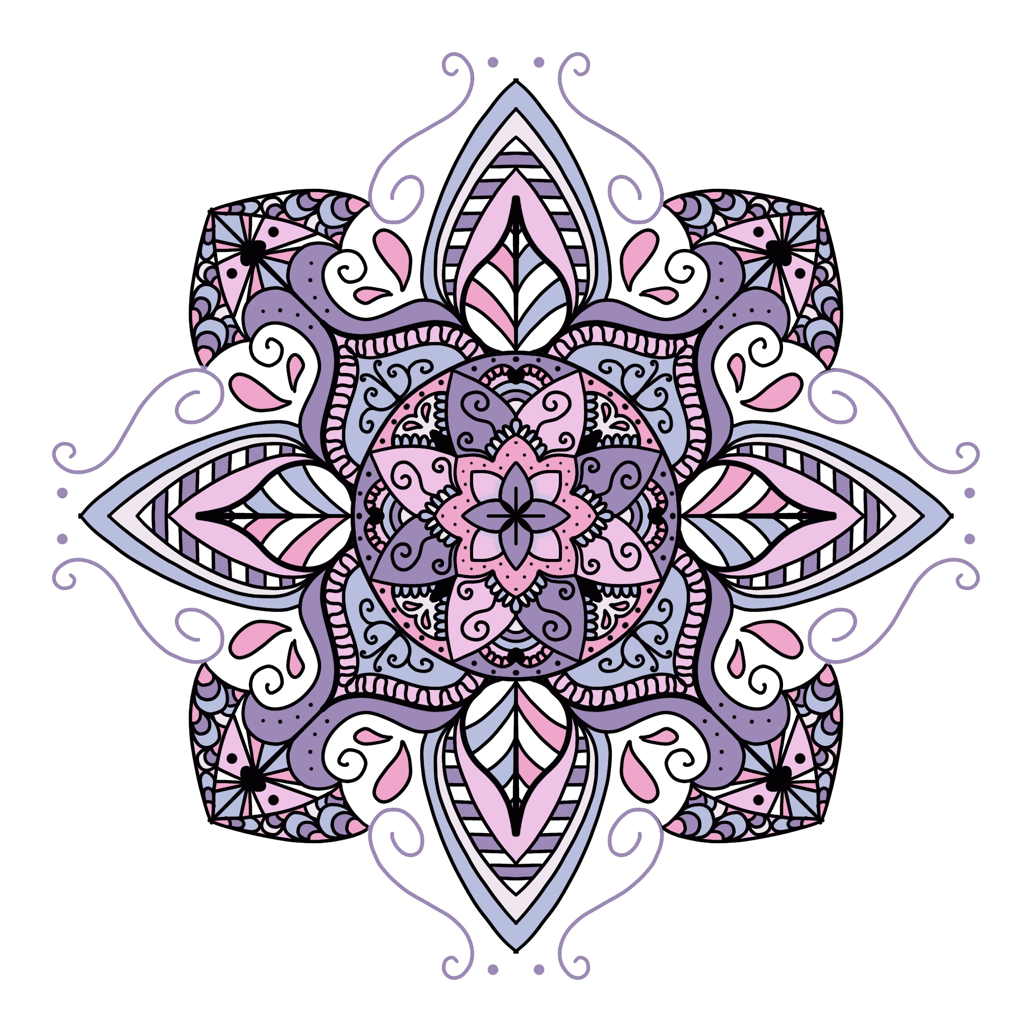 Mandala_27_Colored