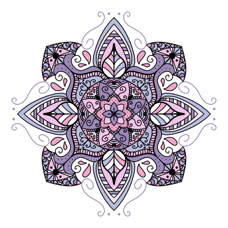 Mandala_27_Colored