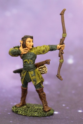 Elf Ranger with Bow